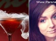 درآوردن شکم یک دختر 18 ساله بدلیل خوردن نیتروژن مایع!