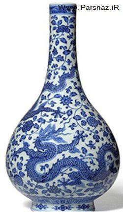 وقتی یک گلدان چینی باعث میلیونر شدن مالکش می شود