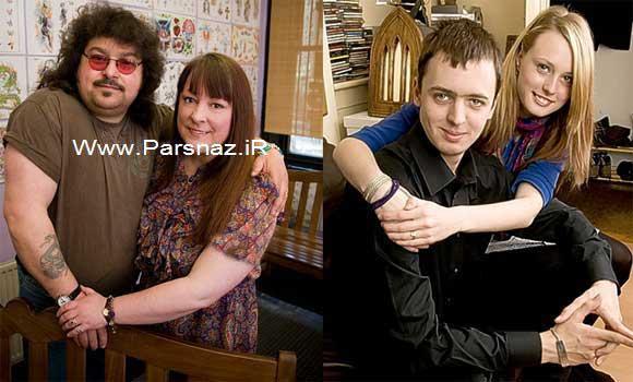 www.parsnaz.ir - این دو زوج خود را منجمد می کنند تا در آینده زنده شوند