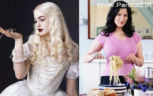 مقایسه جالب و عجیب این 2 خانم 51 ساله با یکدیگر