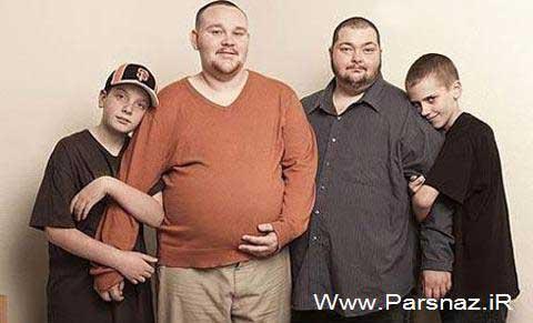 بارداری عجیب و باورنکردنی چند مرد در انگلستان (عکس)