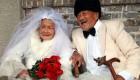 ازدواج دوباره این زوج عاشق پس از 90 سال زندگی مشترک