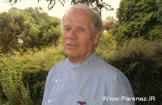 این مرد پیرترین دانشجوی پزشکی بریتانیا است (عکس)