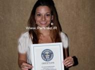رکورد جهانی اهدای شیر توسط این خانم 28 ساله
