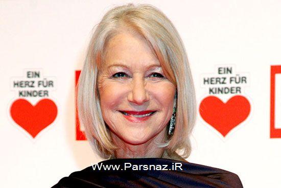 عکس هایی از نامزد های بهترین بازیگر زن در اسکار 2013