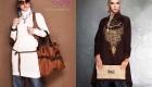مدل های جدید و زیبای مانتو برای پاییز