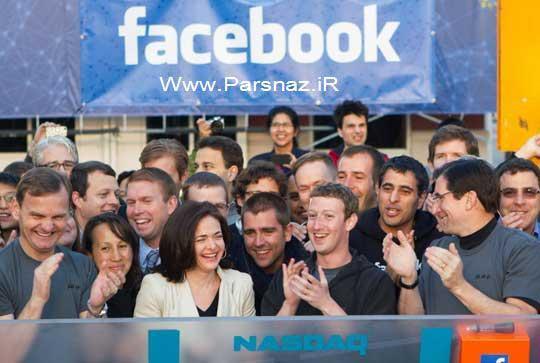 www.parsnaz.ir - با یکی از ثروتمندترین ملکه فیس بوک آَشنا شوید