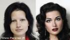 مردی قادر است زنان را به چهره های جذاب و زیبا تبدیل کند