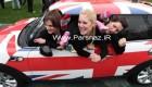 رکورد جدید گینس 28 خانم در یک ماشین مینی کوپر (عکس)