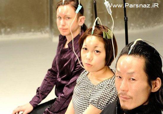 عکس هایی از تفریح بسیار وحشتناک و عجیب دختران ژاپنی