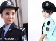 جعل هویت افسر پلیس توسط مدل 23 ساله چینی (عکس)