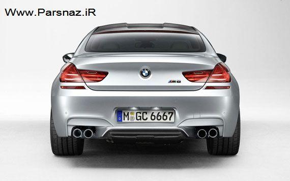 www.parsnaz.ir - اتومبیل جدید بی ام و M6 گرن کوپه 2013