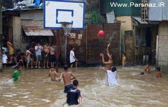 www.parsnaz.ir - عکس های جالب و خنده  دار از سوژه های خارجی