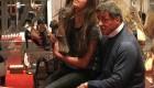 شکست سیلوستر استالونه در مقابل دختر 16 ساله اش