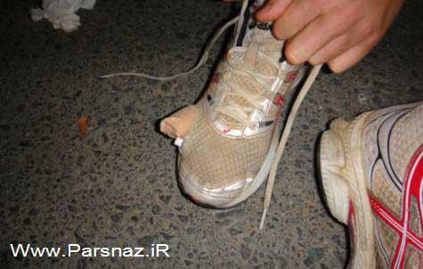 www.parsnaz.ir - رکورد جالب این خانم استرالیایی در دبی! (عکس)