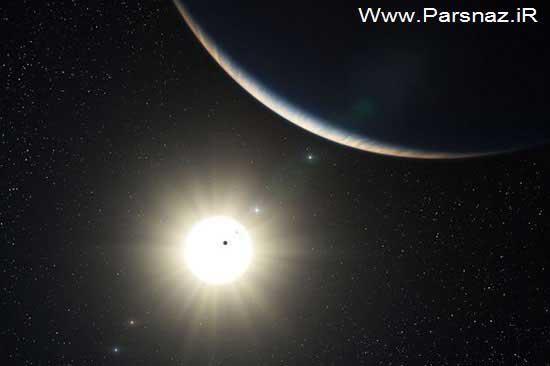 عکس هایی از مهمترین کشفیات علمی در سال 2012