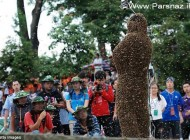 عکس های جالب و خطرناک ترین مسابقه دنیا در چین