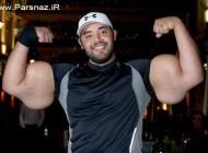 این مرد دارای بزرگترین بازوهای دنیا است (عکس)