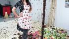هنرنمایی این دختر دانشجو با کیک! (عکس)