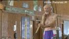 رکورد باورنکردنی پرش با نیزه توسط پیرمرد 90 ساله (عکس)