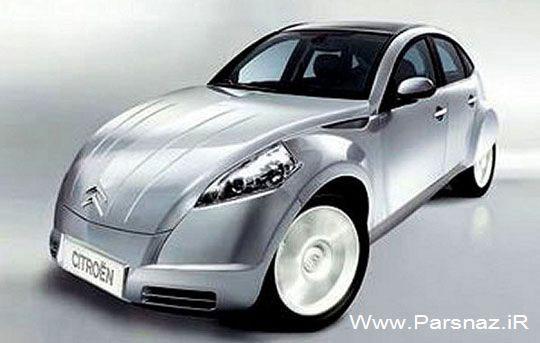 مدل جدید اتومبیل ژیان در سال 2014 (عکس)