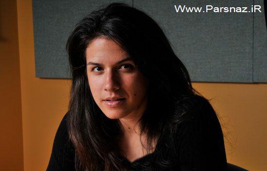 پریسا تبریز یکی از مسئولان امنیتی گوگل (عکس)
