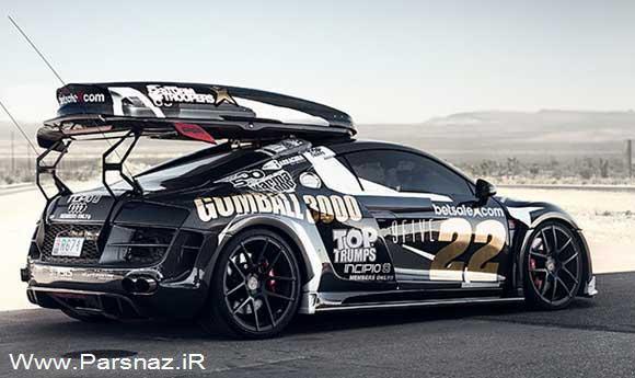 www.parsnaz.ir - بهترین و عجیب ترین اتومبیل های سفارشی ساز (عکس)