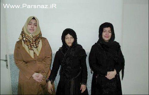 www.parsnaz.ir - تشکیل باند زنانه برای سرقت از طلا فروشی ها (عکس)
