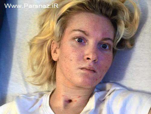 اشتباه پلیس آمریکا و تجاوز گروهی به یک دختر جوان (عکس)
