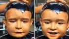 طراحی رباتی پیشرفته کودک با قابلیت نمایش احساسات!