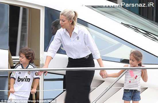 میهمانی اعیانی جنیفر لوپز در یک قایق تفریحی در استرالیا
