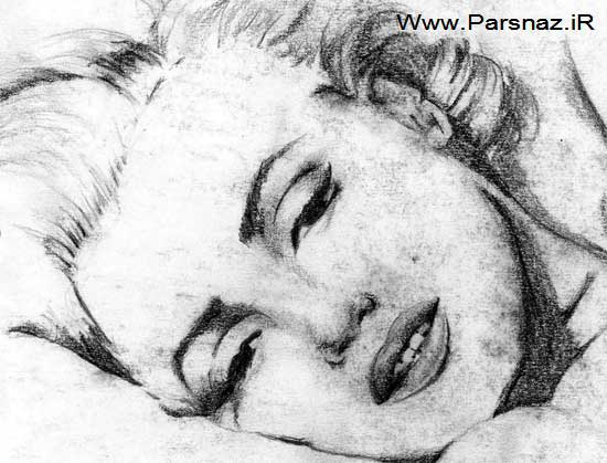 این مرد در خواب نقاشی های بسیار زیبا می کشد (عکس)