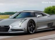 جزئیات جدید از اتومبیل زیبای سوپر اسپرت آئودی (عکس)