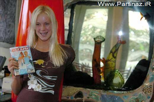 این دختر می تواند الگوی بسیاری از زنان جوان باشد (عکس)