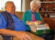 پیدا شدن نامه های عاشقانه به سرقت رفته بعد از 40 سال