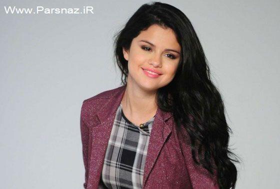 www.parsnaz.ir - درباره زندگی سلنا گومز خواننده جوان و زیبا (عکس)