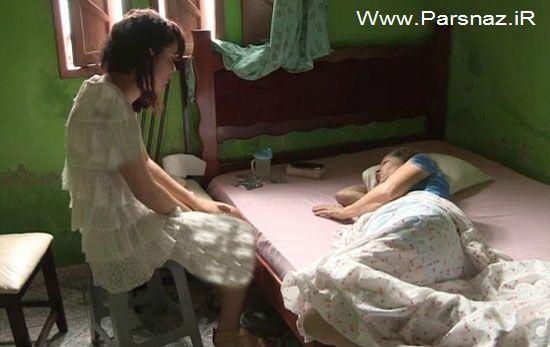 خودفروشی یک دختر 18 ساله برای درمان مادرش (عکس)