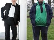 این مرد به عشق پسرانش 114 کیلو وزن کم کرد (عکس)