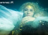 این بازیگر خانم اولین پری دریایی سینمای ایران است (عکس)