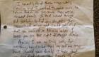 نامه عذرخواهی یک دزد با وجدان پس از 15 سال (عکس)
