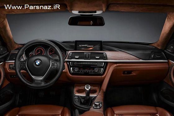 www.parsnaz.ir - اتومبیل جدید باواریا آمد بی ام و سری 4 کوپه (عکس)