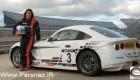 قهرمانی این دختر 14 ساله در مسابقات اتومبیلرانی (عکس)