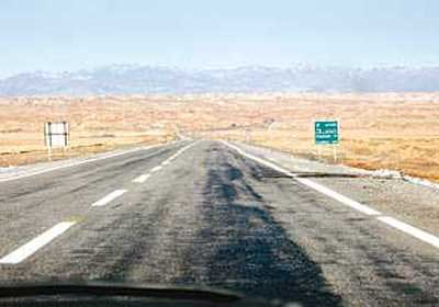 ده جاده زیبای ایران