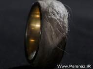 عجیب ترین طراحی یک حلقه ازدواج با پوست انسان (عکس)