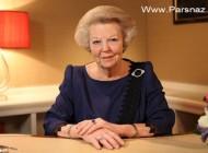 ملکه هلند پادشاهی را به پسرش واگذار کرد! (عکس)