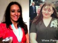 اضافه وزن این خانم تا شرکت در مسابقات پروش اندام (عکس)