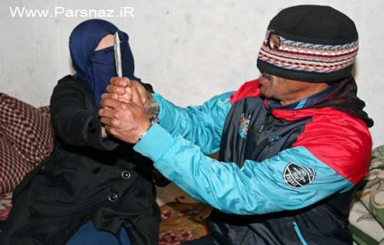 قتل و تجاوز جنسی به قربانی سر بریده شده (عکس)