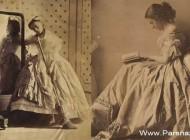 اولین عکس های گرفته شده از دنیای مد و زنان مدل