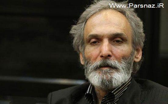 منزل بازیگر ایرانی مشهور سینما پلمپ شد (عکس)
