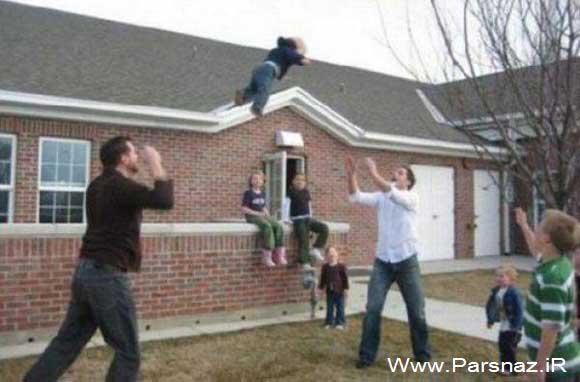 www.parsnaz.ir - عکس های خنده دار و بامزه از سوژه های خارجی